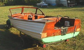 Here is one of the best boats ever made, an easy restoration.