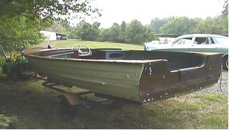 1963 Thompson Sea Mate