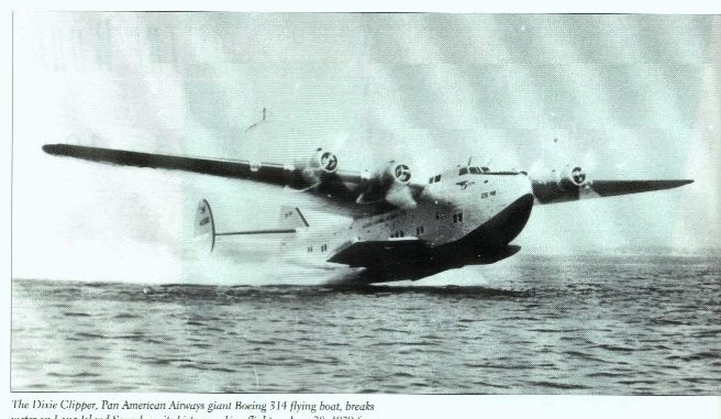 Classic Flying Boats – Old Time World